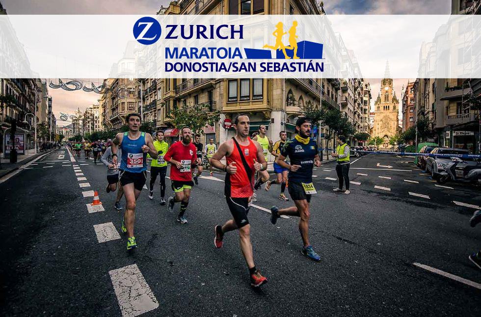 alojamiento maraton donostia hotel monte ulia san sebastian