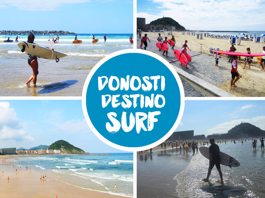 donostia destino surf surfing in san sebastian waves