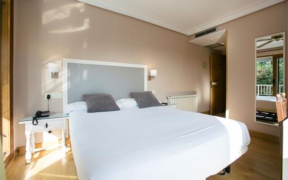 ¿Buscas un Hotel romántico en san Sebastián donostia? el hotel Monte Ulia es tu mejor opció